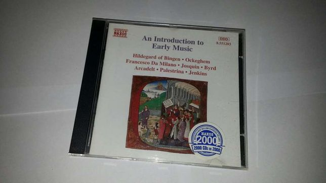 An Introduction to Early Music - (NAXOS)