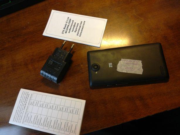 Продам мобильный телефон ZTE