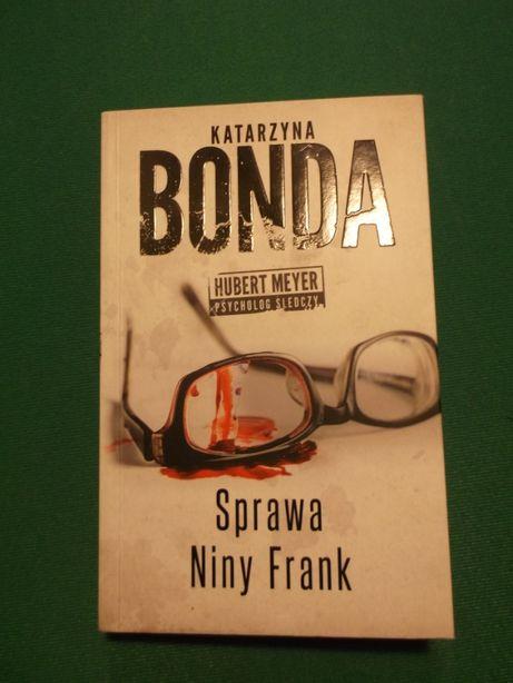 Sprawa Niny Frank, Katarzyna Bonda