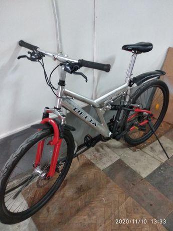 """Велосипед 26"""".горный.алюминиевая рама"""