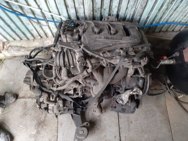 Motor Fiat Bravo 1.6 GT