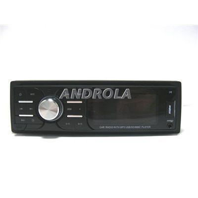 Radio samochodowe MP3 SD SDHC USB panel zdejmowany