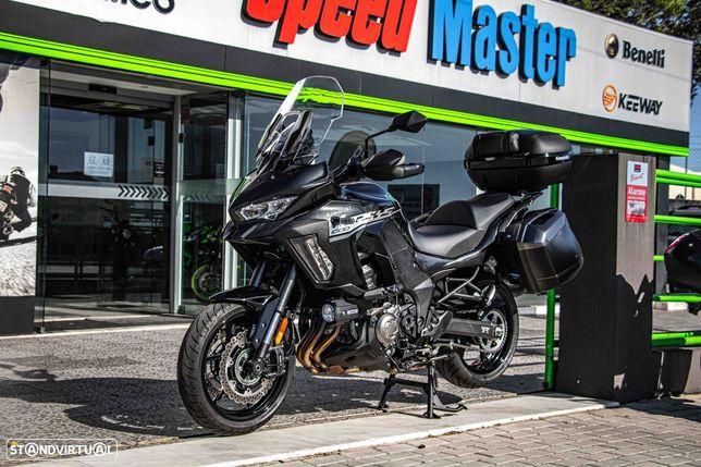 Kawasaki Versys 1000 SE Grand Tourer