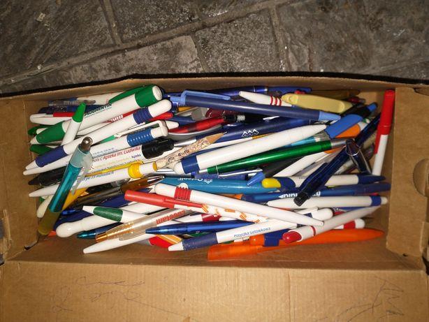 Długopisy firmowe zestaw kolekcjonerski