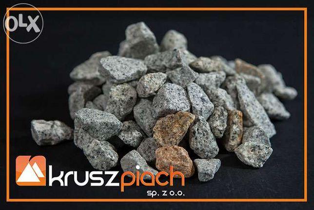 Grys Granit Ozdobny 16-22 mm Ogród Taras Kamień Żwir Piach Kamień