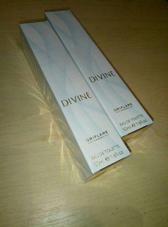 Туалетная вода Divine, Lucia, Amber Elixir