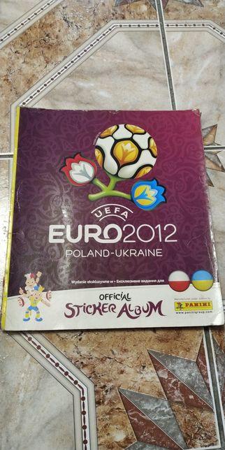 UEFA EURO 2012 panini album 328 naklejki kolekcja dowóz wysyłka