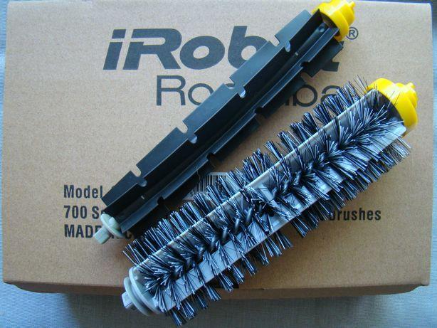 Основные щётки для пылесосов iRobot Roomba серий (500, 600,  700)