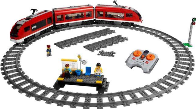 LEGO ® 7938 City -Passenger Train