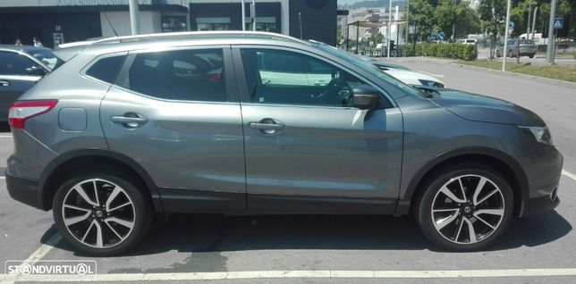 Nissan Qashqai 1.6 dCi Tekna Premium S Xtronic