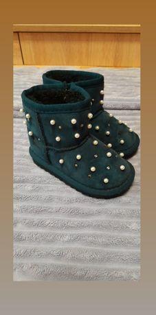 Зимові угі/чобітки для дівчинки