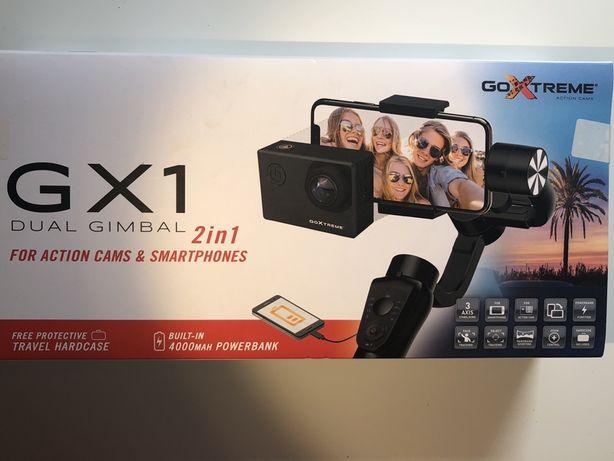 Statyw GX1 dual gimbal 2in1