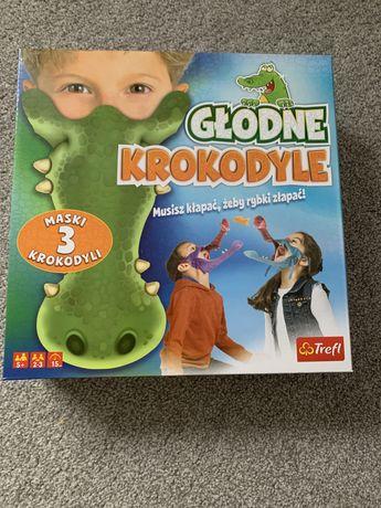 Nowa gra głodne krokodyle Trefl