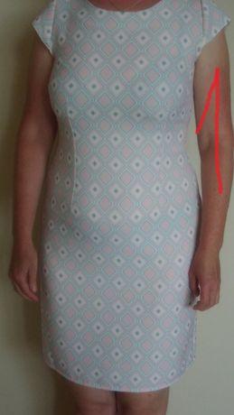 Sukienka sukienki bluzka