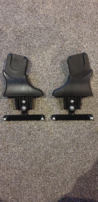 Adaptery do montażu fotelika na wózku Maxi Cosi, Bexa