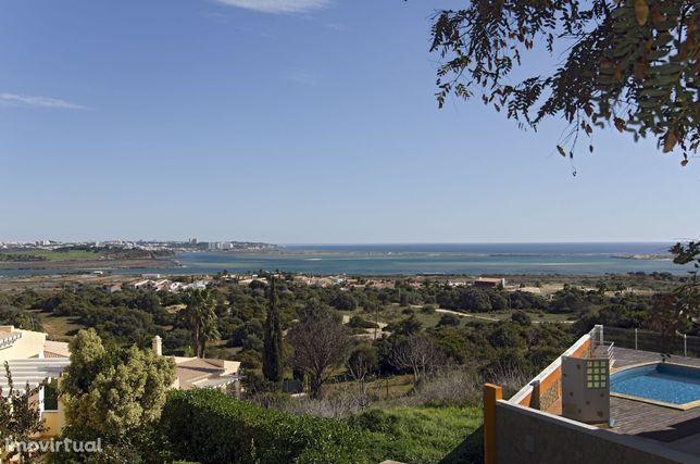 LGS55V2 Vivenda qualidade, vista panorâmica sobre Lagoa d'Alvor