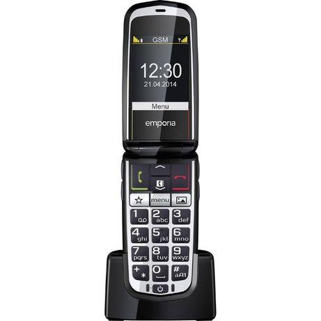 Телефон-раскладушка для пожилых людей Emporia Glam Senior