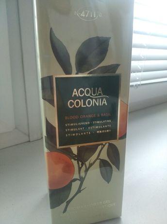 Гель для душа Maurer & Wirtz 4711 Acqua Colonia Blood Orange & Basil S