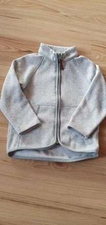Bluza H&M rozpinana 86 cm