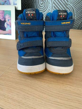 Детские зимние ботинки VIKING