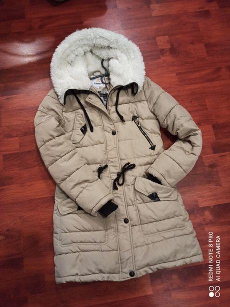 зимняя куртка,парка на тинсулейте