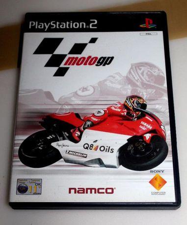 MOTO GP - Playstation 2 + Portes grátis