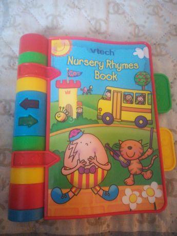 Zabawka dla dzieci książka