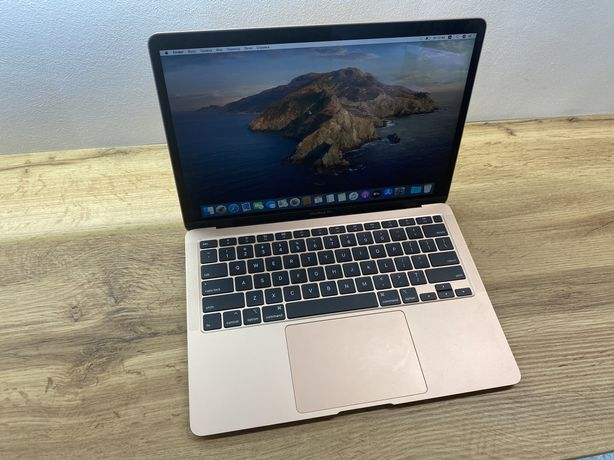 Магазин Куб MacBook Air 13 2020 Gold i3/256GB/8Gb MWTL2 Гарантия 6 мес