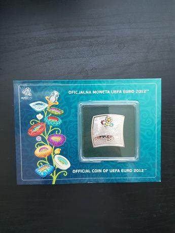 Moneta 20 zł EURO 2012