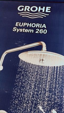 Sistema de Duche - Grohe Euphoria System 260
