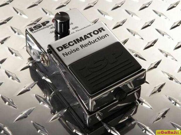 ISP Technologies Decimator Noise Reduction