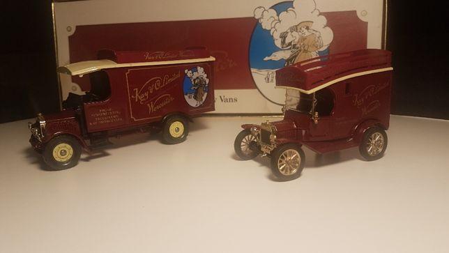 Miniaturas de coleção Corgi, Transporte do anos 30, edição limitada