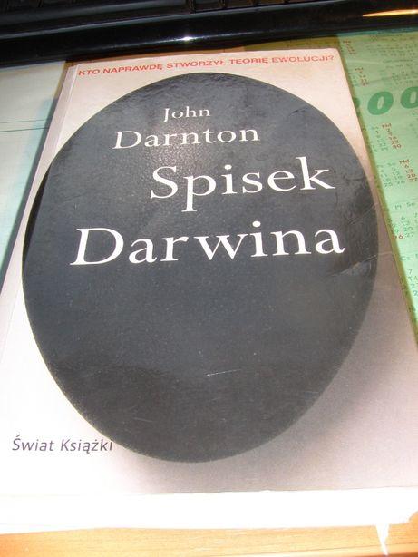 """"""" Spisek Darwina"""" - John Darnton"""