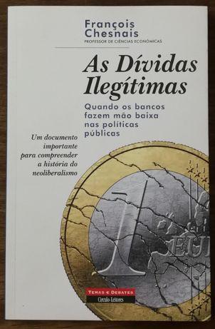 as dívidas ilegítimas, françois chesnais, temas & debates