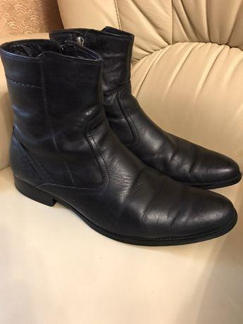 Мужские зимние ботинки сапоги 43 р.