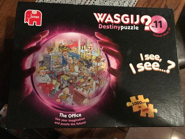 Puzzle Wasgij 11 1000 elementów