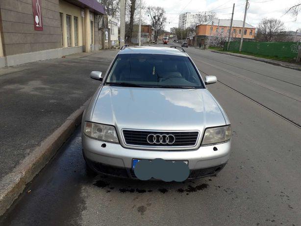 Audi A6 C5 2.5 дизель автомат