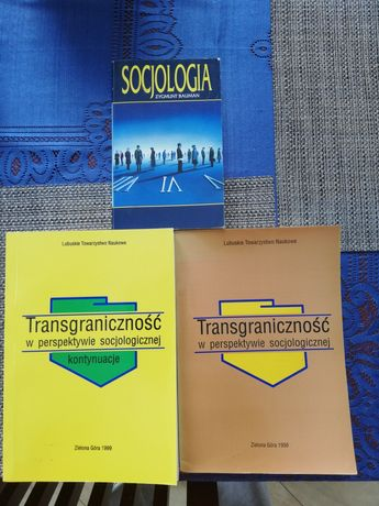 Książki socjologia-Bauman, Pilch, Sztumski, Burszta, Goodman, Goldyka