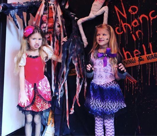 Хеллоуин, костюм Эвер афтер хай, Монстер хай, куколка, платье
