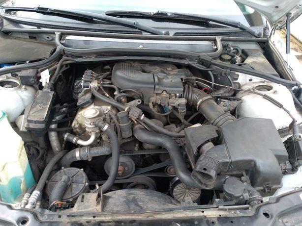 BMW E46 Silnik 318i m43b19 118km