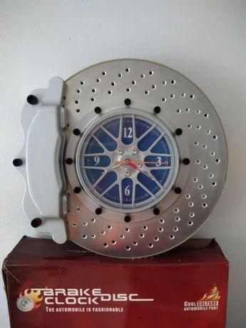Relógio disco travões