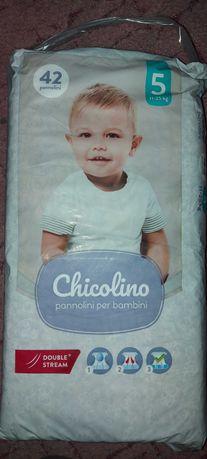 Памперсы  5 фирмы chicolino