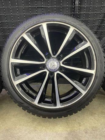 Диски Mercedes R18