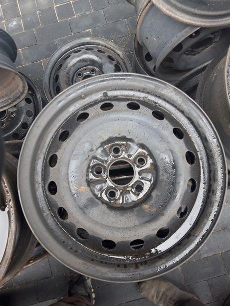 Felgi stalowe Stalówki R 15 do TOYOTA Avensis 5x100 otwór 54