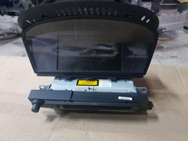 Radio Czytnik, wyświetlacz BMW E60 E61 M-ASK MASK