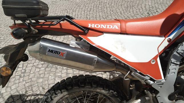 Honda crf300 L escape moto X