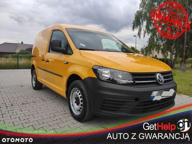 Volkswagen Caddy Maxi  Caddy Klima Stan LONG Gwarancja GETHELP Przebieg Zamiana