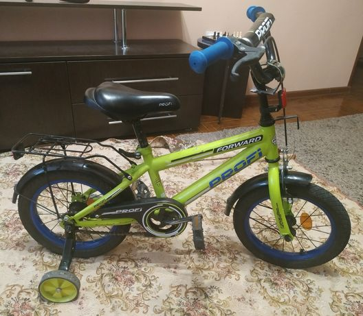 Велосипед 14 дюймов колёса