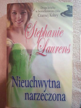 """""""Nieuchwytna narzeczona"""" Stephanie Laurens"""
