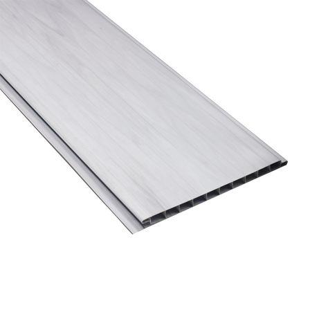 siding boazeria panel panele PCV popiel szary szer. 16cm - cała PL